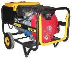 Бензиновый генератор 7 кВт AYERBE AY 300T HE DC