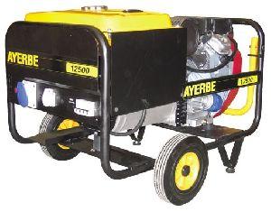 Бензиновый генератор 10 кВт AYERBE AY 12500 KE