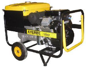 [10 кВт] Бензиновый генератор AYERBE AY16000KE (с автозапуском)