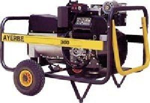 [5 кВт] Бензиновый генератор для сварки AYERBE AY 220T K DC
