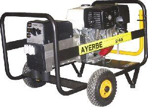 [6 кВт] Бензогенератор для сварочного аппарата AYERBE AY 200 H DC