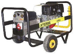 [5 кВт] Сварочный генератор бензиновый  AYERBE AY 220T H DC