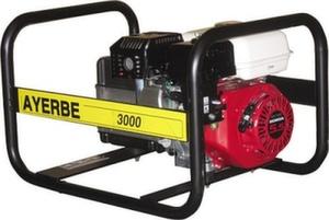 Бензиновый генератор AYERBE AY 3000 H 2,2 кВт