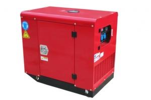 Бензогенератор АМПЕРОС LT15000S-3 в шумозащитном кожухе с автозапуском
