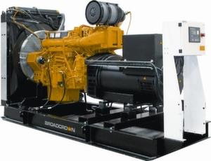 Дизельная электростанция JCB-Broadcrown 530 кВт