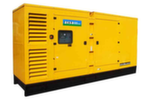 Дизель-генераторная установка Aksa AD 220
