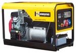 Бензогенератор 12 кВт WFM BOXER P