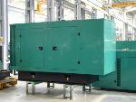 Дизельгенератор 182 кВт Cummins C250D5 Enclosed