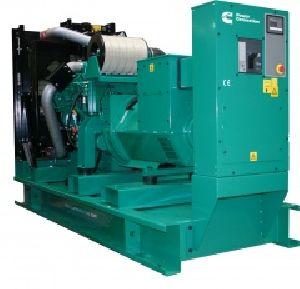 Дизель-генератор 220 кВт Cummins C300D5 Open