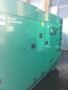 Дизельная электростанция б/у 109 кВт Cummins C150D5