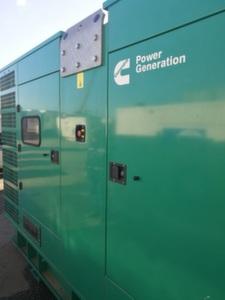 Дизельная электростанция б/у 200 кВт Cummins C275D5