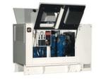Дизельная электростанция 24 кВт FG Wilson P24 P1S в кожухе