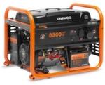 Бензиновый генератор DAEWOO GDA 7500 DFE 6 кВт
