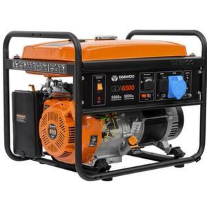 Бензиновый генератор DAEWOO GDA 6500 5 кВт
