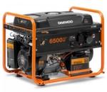 Бензиновый генератор DAEWOO GDA 7500 E 6 кВт