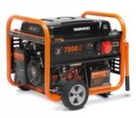 Бензиновый генератор DAEWOO GDA 8500E 7 кВт