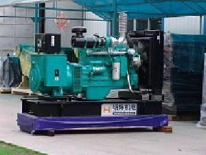 ДЭС 100 кВт MingPowers M-C 138 открытая