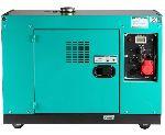 Дизель-генератор DFB5500S/3 - 5 кВт