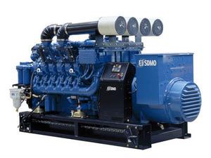 Дизельная электростанция SDMO X3300 - 2400 кВт