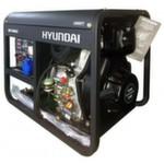 [7,2 кВт]  HYUNDAI DHY 8500LE дизельный генератор