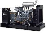 Дизельный генератор Б/У QIX255