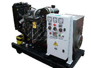 Дизельный генератор 50 кВт АД 50-Т400 на раме