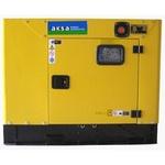 Дизель генератор AKSA APD16 - 16 кВт