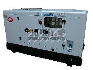 Дизель генератор на 60 кВт АД 60-Т400 в шумозащитном кожухе