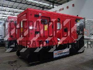Дизель станция на 100 кВт MingPowers M-C 138 в шумозащитном кожухе