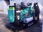 Дизельный генератор 200 кВт Leega LG 275SC открытый