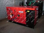 Дизельный генератор 35 кВт MingPowers M-Y 44 в шумозащитном кожухе