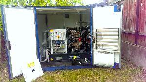 John Deere 24 кВт AUSONIA JO 0030 SWD дизельный генератор