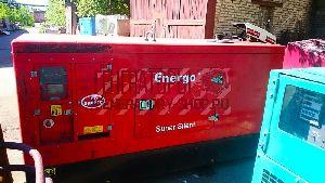 Дизельная электрстанция ENERGO ED 75000 (Франция)