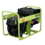 Дизельный генератор Pramac S9000 6,8 кВт