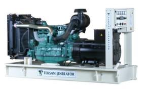 Дизельный генератор 598 кВт Teksan HG 826 DC