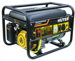 Генератор HUTER DY4000LG  Газ / Бензин