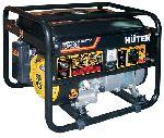 Бензиновый генератор Huter DY4000LX 3 кВт