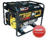 Бензиновый генератор Huter DY5000L - 4 кВт