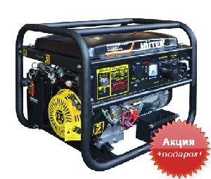 [С пультом] Генератор с автозапуском (АВР) 5 кВт Huter DY6500LXA