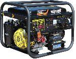 [С пультом] Бензиновый генератор с автозапуском Huter DY8000LXA 6.5 кВт