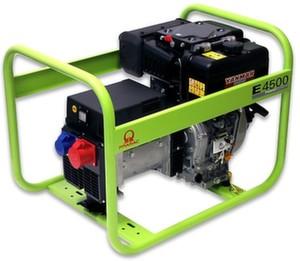 Дизельный генератор Pramac E4500 3 кВт