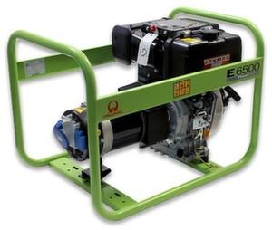 Дизельный генератор Pramac E6500 4,4 кВт