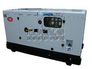 Электростанция 40 кВт АД 40-Т400 Р (Проф) в шумозащитном кожухе