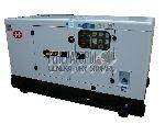 Электростанция на 100 кВт АД 100-Т400 в шумозащитном кожухе