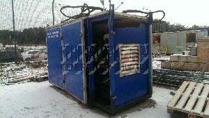Генератор на 100 кВт GMJ 130 (Б. у.) в контейнере
