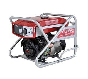 [2 кВт] Elemax SV2800S-R бензиновый генератор с электростартером