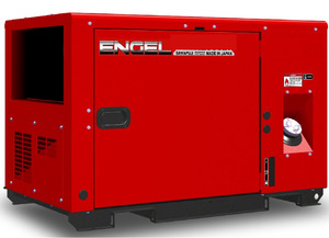 [7 кВт] Дизель-генератор (инвертор) Elemax SHX8000Di