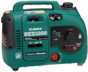 [1 кВт] Инверторный генератор Elemax SHX 1000