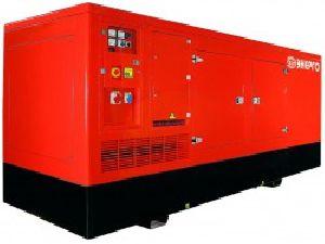 Дизельный генератор ENERGO ED 250/400 SC-S (б/у) 200 кВт