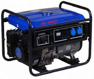 [5 кВт] Генератор бензиновый EP Genset DY6800LX (с двигателем Yamaha / Ямаха)